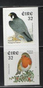 IRELAND, 1054A Pair, MNH, 1997 Bird Type