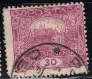 Czech Republic (Czechoslovakia) Scott No. 47