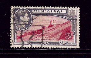 Gibraltar 113b Used 1938 issue