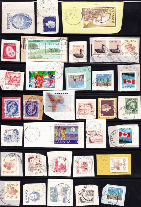 Canada postmark picks ON paper #1 w CFPO