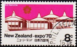 New Zealand. 1970 8c S.G.936 Fine Used