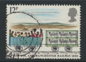 Great Britain SG 1115 - Used - Trains