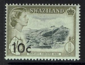 Swaziland SG# 73, Mint Hinged - Lot 031217