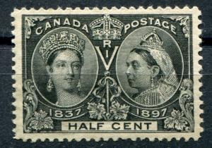 Canada #50  Mint  XF+     Lakeshore Philatelics LPS50a