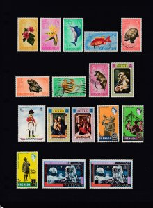 GRENADA 141 Different - Some Hi Values - Many Topicals