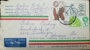 O) 1982 MEXICO, MEXICO EXPORTA CITRUS - MEXICO EXPORTA SHOES - MEXICO EXPORTA BI