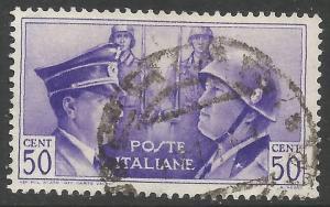 ITALY 416 VFU Y665-1