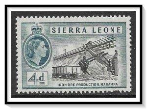 Sierra Leone #200 QE II & Iron Ore Production MH