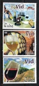 CUBA 4209-11 MNH 865A
