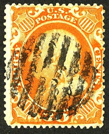 U.S. #38 Used