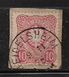 Germany Mi. # 33 / Sc. 31 used L1