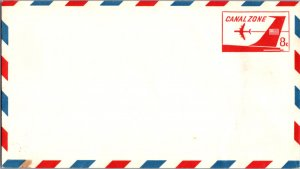 Canal Zone, Worldwide Postal Stationary