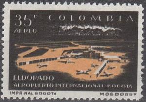 Colombia #C356 MNH F-VF (SU5325)