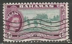 BAHAMAS 163 VFU T775-10