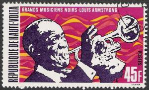 Upper Volta #270 Musicians CTO