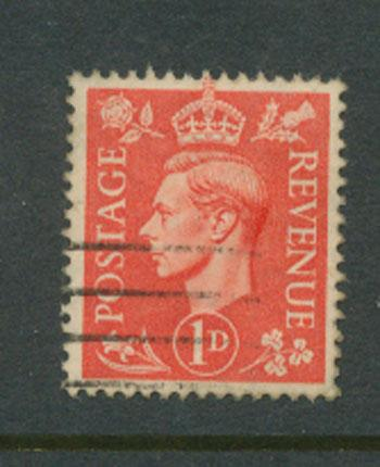 Great Britain GVI  SG 486 Good used