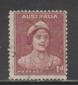 Australia #181 Used