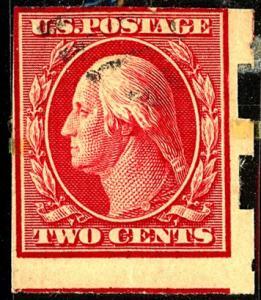 U.S. #344 Used  Schermack Type 3