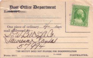 United States Washington Bicentennia 1c Washington Bicentennial c1933 Certifi...