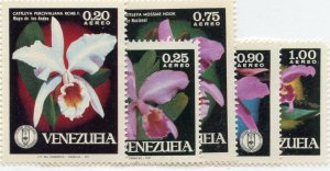 Venezuela, Scott #C1055-59, Mint, Never Hinged Complete Set
