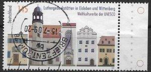 Germany   BRD 2009 used Mi 2736