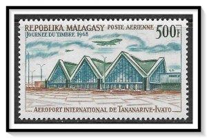 Madagascar #C89 Airmail MNH