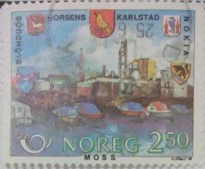 Norway Scott Cat #894