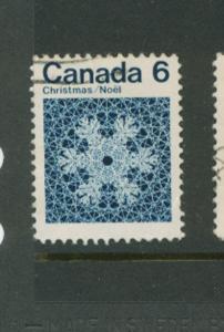 Canada SG 687   VFU