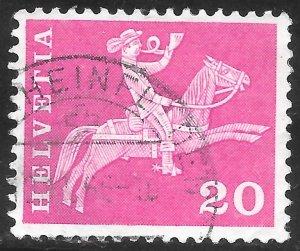 Switzerland Used [2086]