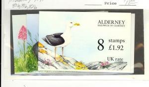 Alderney Scott 80b,81b,82b NH    [ID#426352]