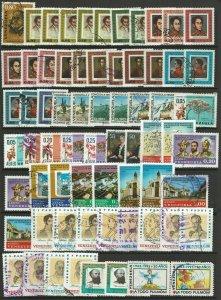 Venezuela 67 Mint and Used, few faults - G105