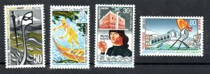 1972 - Tunisia - Protecting Venice Monuments  Italy (UNESCO)- Boat- Architecture