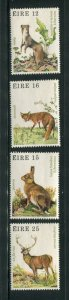 Ireland MNH 480-3 Animals Fauna