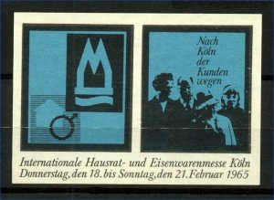 Germany 1965 Exhibition Labels