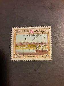 ^Oman #143                 Used