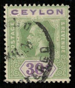 Ceylon, King George V (2795-Т)