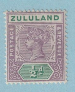 ZULULAND 15 MINT NEVER HINGED OG * NO FAULTS EXTRA FINE!