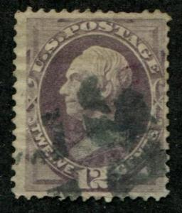 USA SC# 151 Gen Winfield Scott 24c  Canceled