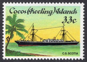 Cocos Islands Scott 129