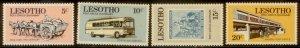 Lesotho 1972 SC# 120-3 M-LH L156