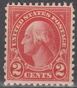 US #634 MNH F-VF  (S195)