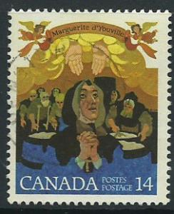 Canada SG 923  Verf Fine Used