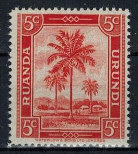 Ruanda-Urundi - Scott 68 MNH
