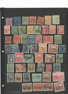 colombia stamp collection *