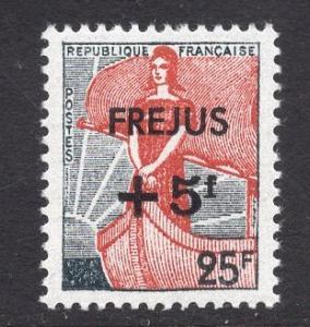 France   #B336  1959  MNH  Frejus disaster fund