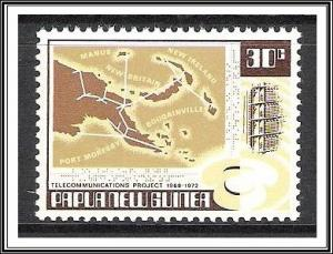 Papua New Guinea #364 Telecommunications MNH