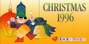 South Africa - 1996 Christmas Booklet MNH** SG SB36