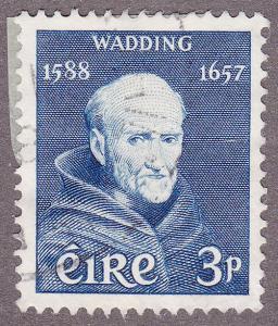 Ireland 163 USED 1957 Father Luke Wadding