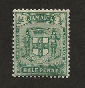 JAMAICA SC# 58  F/MLH