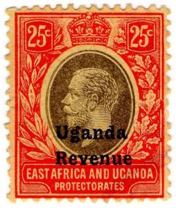 (I.B) KUT Revenue : Uganda Duty 25c